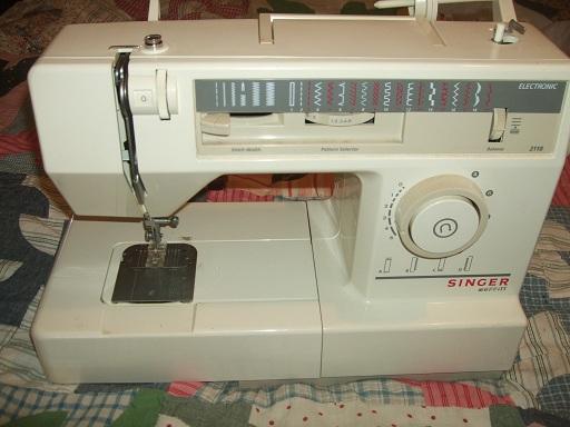 glennen sewing machine